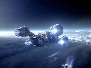 Prometheus - trailer internacional