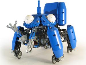 Tachikoma em Lego