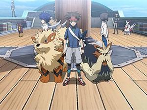 Pokémon Black & White 2 - Curta
