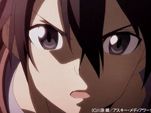 Sword Art Online - 3º trailer