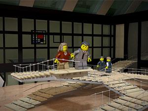 Inception em Lego