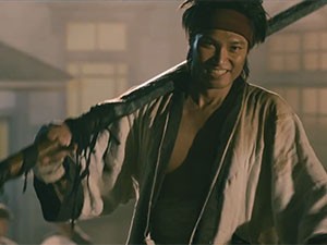 Personagens de Samurai X Live-action - trailers