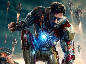 Iron Man 3 – trailer