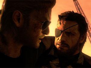 Metal Gear Solid V – trailer E3