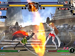 Dengeki Bunko Fighting Climax - trailer