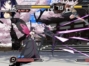 Dengeki Bunko Fighting Climax – Gameplay