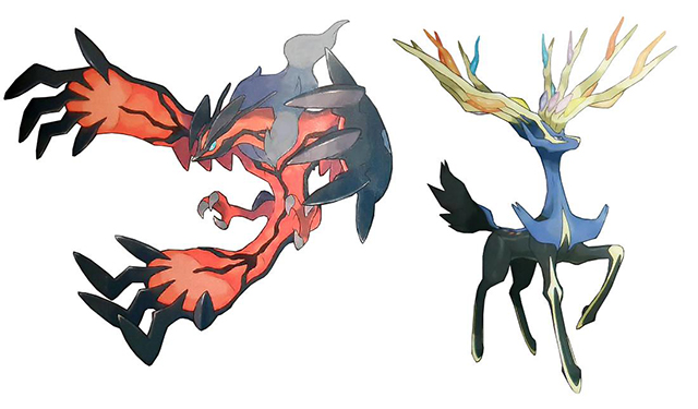 Pokémon X e Y com mais de 1 milhão de pré-encomendas