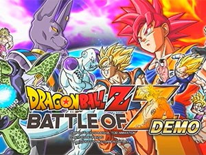 Dragon Ball Z: Battle Of Z - Demo
