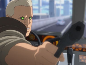 Ghost in the Shell Arise – vídeo promocional do 2º episódio