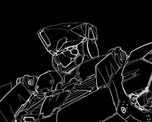 Aldnoah.Zero - série anime original