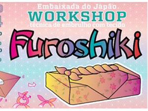 Workshop de Furoshiki e Origami
