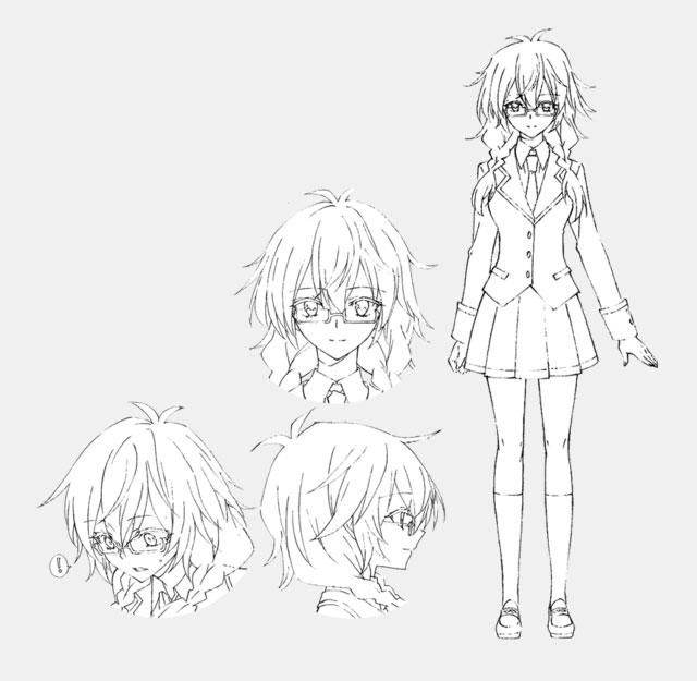 Ahiru No Sora Trailer: Novas Imagens Promocionais De Akuma No Riddle