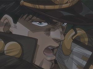 JoJo's Bizarre Adventure Part 3 – trailer Jotaro Kujo