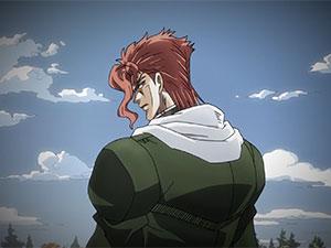 JoJo's Bizarre Adventure Part 3 - trailer Noriaki Kakyoin