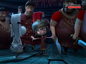 Mr. Peabody & Sherman - trailer
