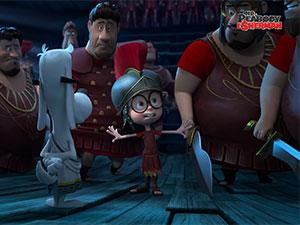 Mr. Peabody & Sherman - trailer
