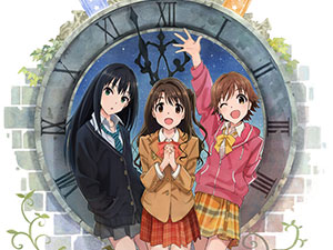 The Idolmaster: Cinderella Girls vai ser anime