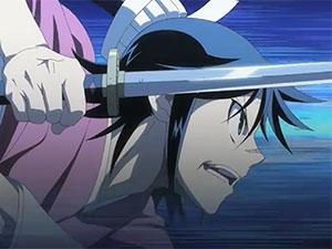 Mushibugyo - trailer da OVA