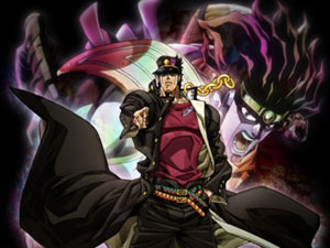 JoJo's Bizarre Adventure Part 3 por 1 ano