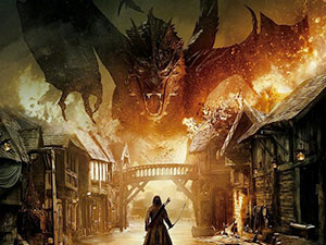 Poster de O Hobbit: A Batalha dos Cinco Exércitos