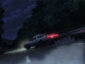 New Initial D - novos trailers