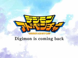 Digimon Clássico vai ter sequela