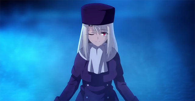 Fate/Stay Night (2014) – trailer Illya