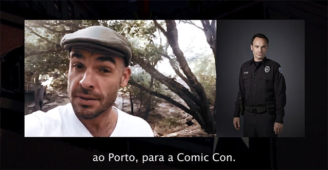 Paul Blackthorne vai estar no Comic Con Portugal