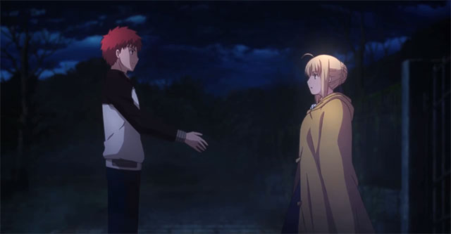 Fate/Stay Night (2014) - trailer dos episódios 2 e 3
