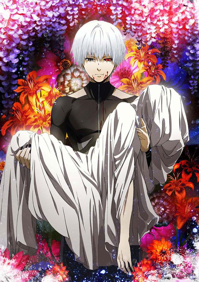 Tokyo Ghoul 2 - imagem promocional