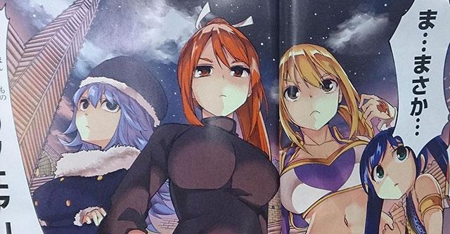 Fairy Girls - spin-off de Fairy Tail