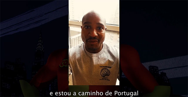 Seth Gilliam (The Walking Dead) na Comic Con Portugal