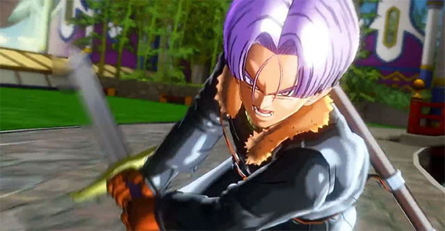 Dragon Ball Xenoverse - teaser trailer