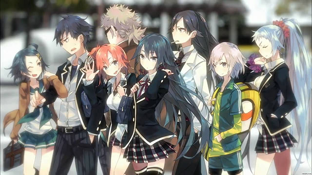 TOP Light Novels de 2014 pelo Kono Light Novel ga Sugoi!