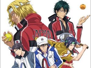 The Prince of Tennis II OVA vs Genius10