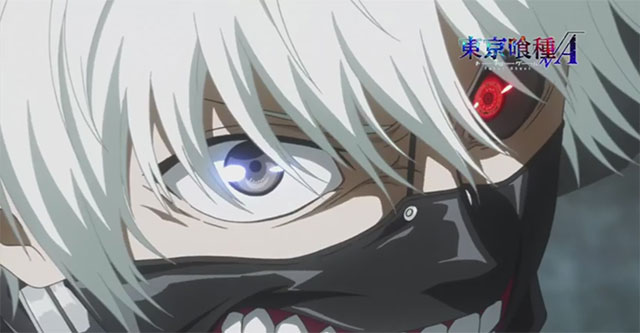 Tokyo Ghoul√A - trailer