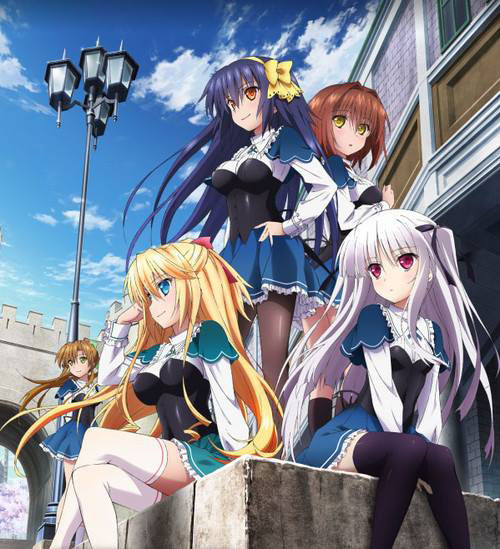 Absolute Duo vai ter 12 episódios