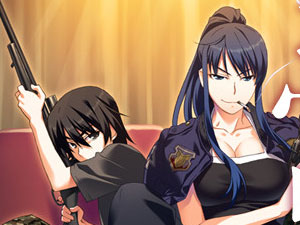 The Labyrinth of Grisaia e The Eden of Grisaia - teaser
