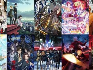 Votação – Melhores animes de 2014