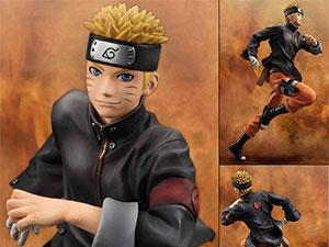The Last: Naruto pela Megahouse