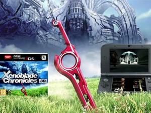 Xenoblade Chronicles 3D - trailer de lançamento