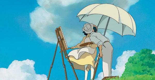 O Conto da Princesa Kaguya e The Wind Rises em Portugal
