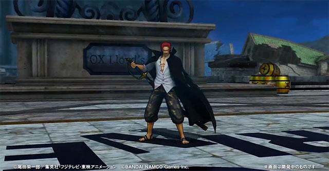 One Piece: Pirate Warriors 3 – trailer Shanks