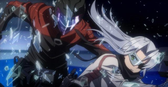 Triage X - imagens do primeiro episódio