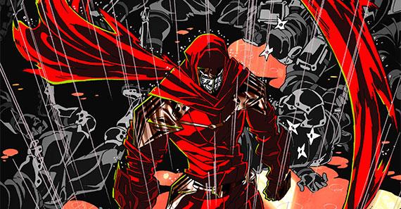 Ninja Slayer From Animation com 1 milhão de visionamentos