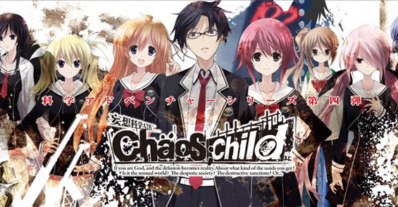 Chaos;Child vai ter manga