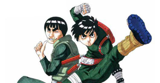 Devir lança Naruto 10
