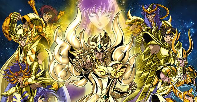 Cavaleiros do Zodíaco: Alma de Ouro em 220 países e regiões