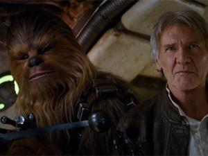 Star Wars: The Force Awakens - novo trailer