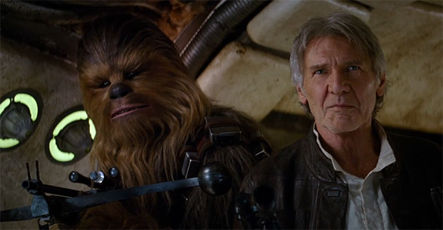 Star Wars: The Force Awakens - novo trailer